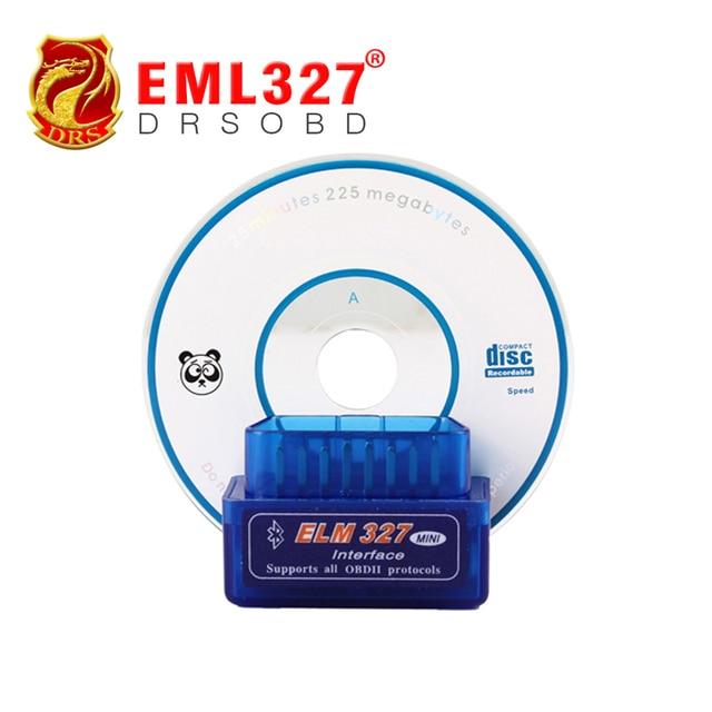 Obd2 Elm327 Bluetooth 1 5v Car Diagnostic Tool Bluetooth Elm327 For