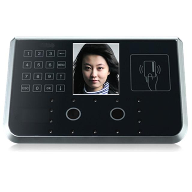 F910 Hanvon Gesichtserkennung System für Zeiterfassung und Zugangskontrolle unterstützung 2 Karat Gesicht & 10 Karat Keine Gesicht Benutzer & Rfid-karte lesen