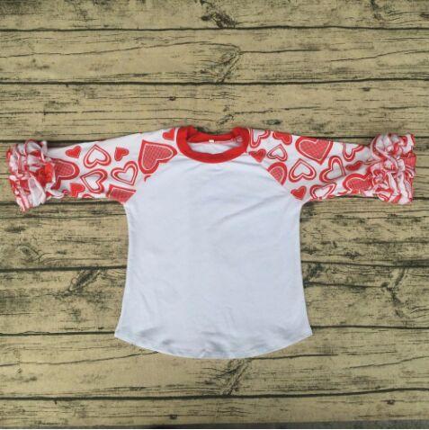 Valentine Day Clothes Cute Love Tshirt Printing Custom T Shirt