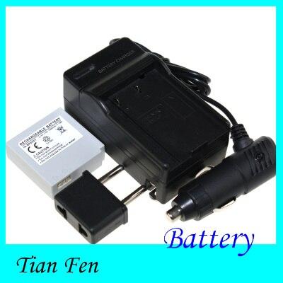 1 PCS Batterie + Chargeur IA-BP85ST IA BP85ST Rechargeable Au Lithium Batterie pour Samsung VP-10AH VP-MX10AU SC-HMX10 SC-MX10A SC-MX20L