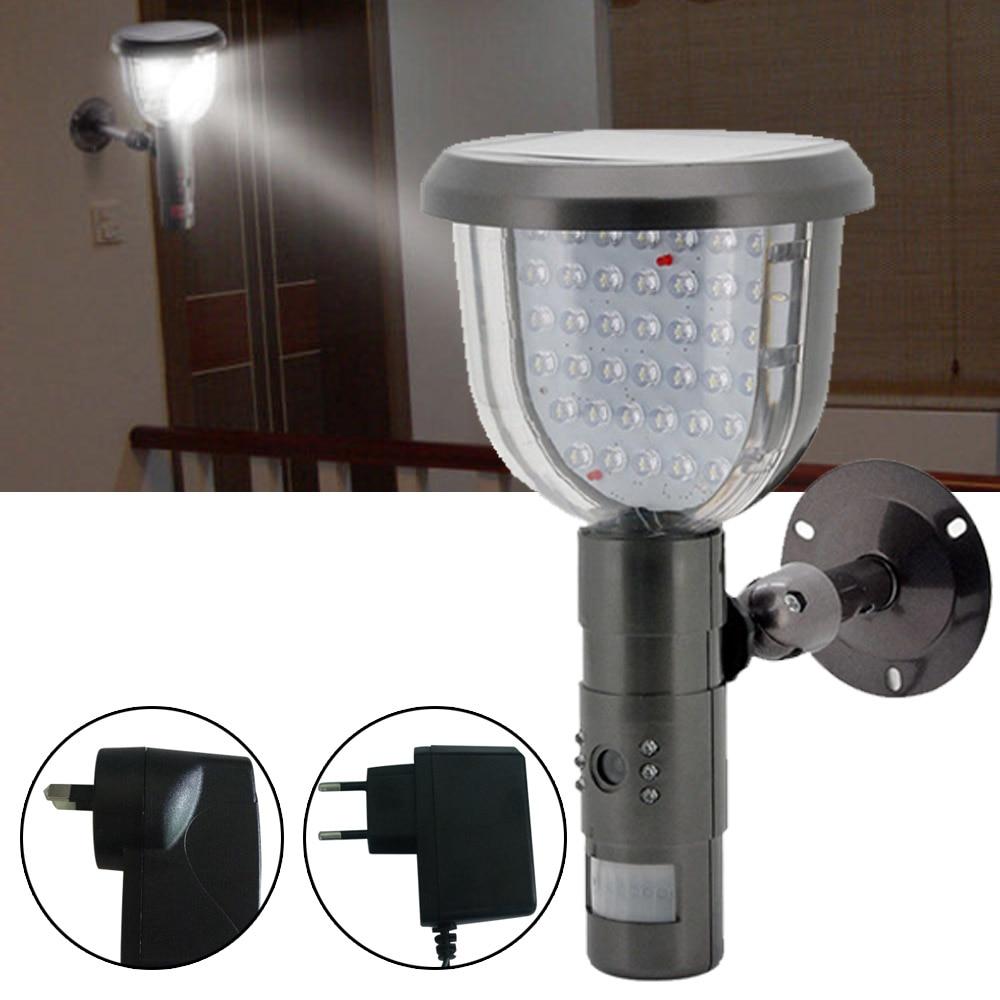 Patio Lights With Cameras: Gosear 720P Solar Powered LED Garden Light DVR Security
