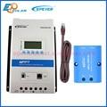 EPever TRIRON 4210N 4215N 40A 12 v 24 v Regolatore di Carica Solare LCD Modulare Regolatore Solare del Caricatore 40amp con MT50 eBox-WIFI BLE