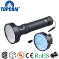 Powerful100 LED's Professional UV Black Light Torch Flashlight  Large Coverage Area for Room Inspection / Urine Detection