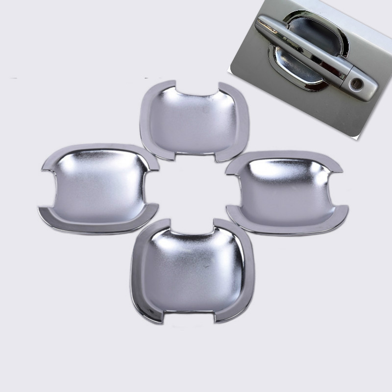 FUNDUOO For Geely MK High Quality Car Door Handle Cup Bowl Cover Trim Free Shipping