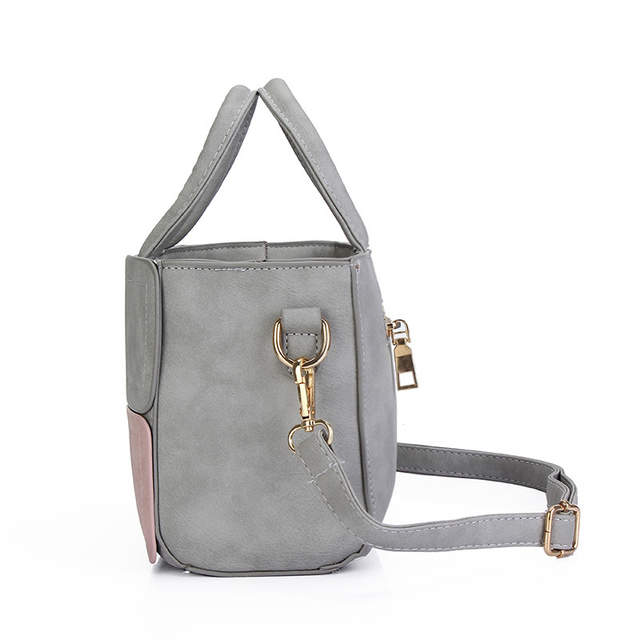 Placeholder Leftside 2018 New Sch Casual Pu Leather Women S Handbag For Female Small Hand Bag Crossbody Messenger