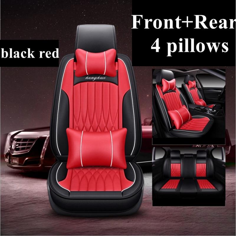 Fiat Doblo Van Seat Cover Complete Set Front /& Double Black