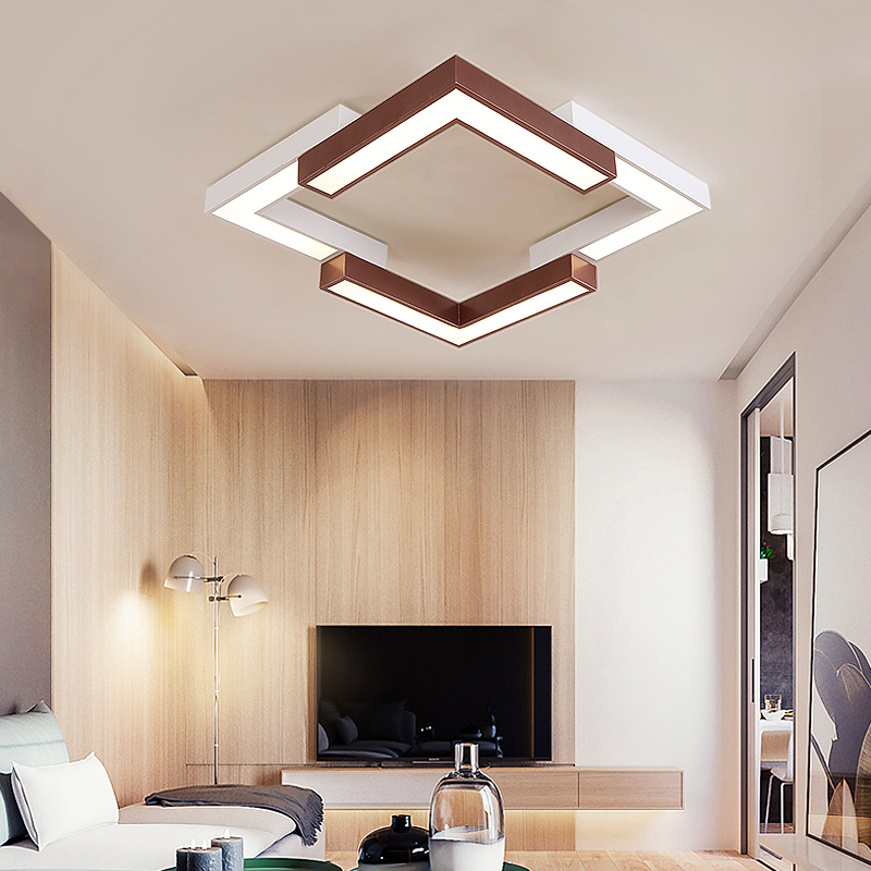 LED Ceiling Lights Lamp Luminaria Ceiling Light With Remote Control Dimmable Color And RGB Changing Fixtures Lustre PlafonnierLED Ceiling Lights Lamp Luminaria Ceiling Light With Remote Control Dimmable Color And RGB Changing Fixtures Lustre Plafonnier