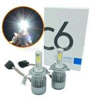 32W Super Brightness H7 CREE LED Headligh Auto Headlamp Car LED Kit 2800LM DRL Light 9005