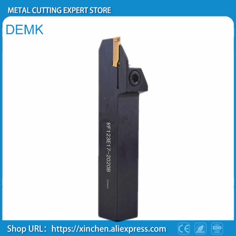 Lathe cutter RF123E17-2020,for Sandvik N123E2 Series 2mm grooving  knife,external turning,slotting,cnc,Mechanical,cutting,special