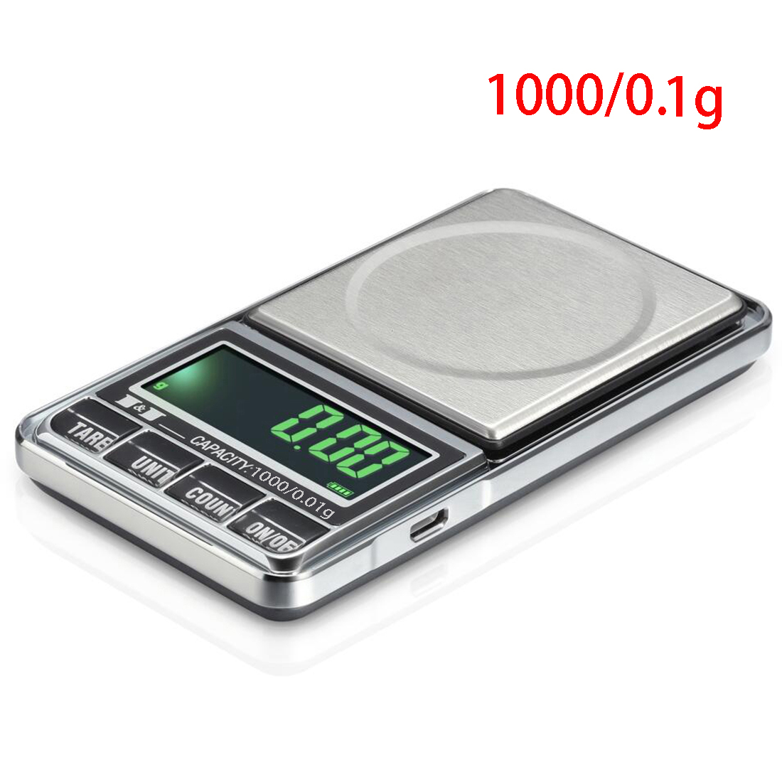 New jewelry scales weigh digital lcd display electronic for 0 1g kitchen scales