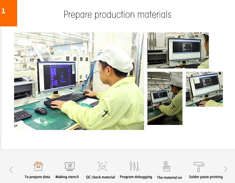 Modulo professionale elettronico ESP32S WIFI MIINI D1 ESP8266 ESP32 OLED GY prodotti SMT generazione di trasformazione