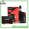 Original SMOK G320 Marshal Starter Kit 320W with Smok TFV8 Big BABY vs Smok Gpriv 220w Electronic Cigarette 18650 box mod