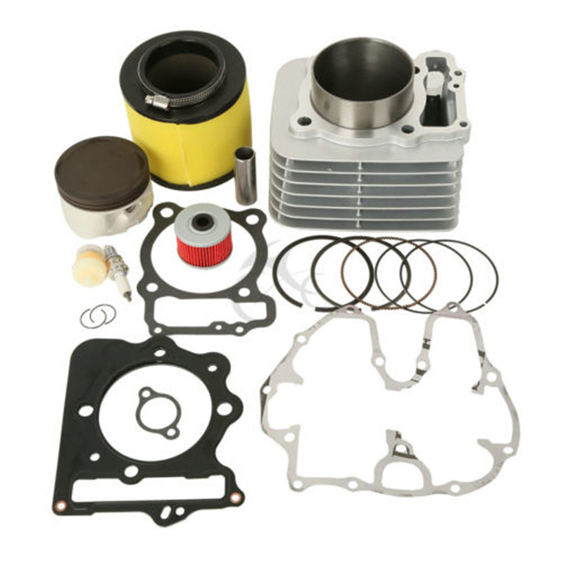 Hot Sale Cylinder Piston Gasket Top End Kit For 1999-2008 HONDA TRX400EX 400EX