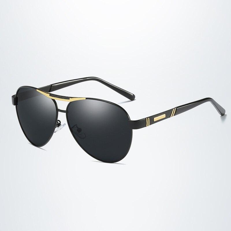 231045f65cf60 Melhor 2018 Homens Óculos Polarizados Espelho Oval óculos de Sol Cor Da  Lente UV400 Com Caixa Preta