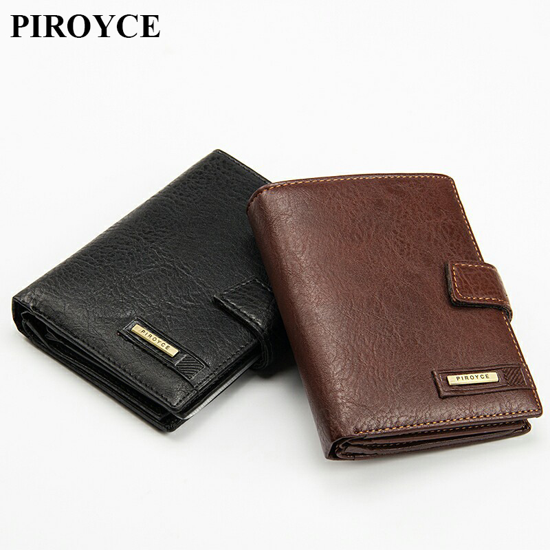 Hot Sale Leather Wallets Men Brand Vintage Purses Male Card Holders Top Quality Passport Cover Driver's License Cover Man Wallet hot sale leather men s wallets famous brand casual short purses male small wallets cash card holder high quality money bags 2017