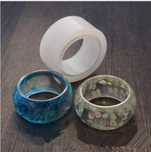 New Silicone Mould DIY Resin Bracelet Jewellery epoxy resin molds for jewelry Free Shipping(China)