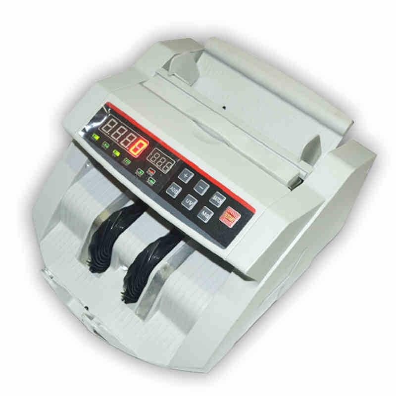 Compteur de billets 110 V/220 V compteur de billets adapté à EURO USD frotter, etc Machine de comptage de billets Compatible multi-devises