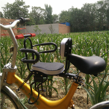 Bicycle for small quick release child safety seat baby bicycle prepositioned