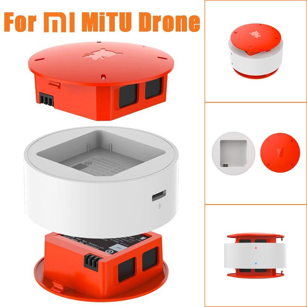 Carga rápida cargador con 2 piezas 920 mAh batería para MITU RC Drone para DROPSHIPPING