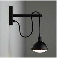 2015 New loft vintage aisle corridor wall lamp American retro bar Edison industrial motorcycle wall lamp