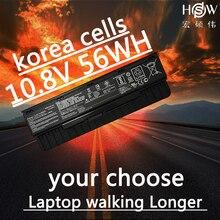 HSW 10.8V 56WH   A32N1405 Battery for ASUS ROG N551 N751 G551 G771 GL551 LG771 G551J G551JK G551JM  bateria akku все цены