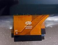 Preto 10.1 polegada CTD FM102101KA painel touch screen capacitiva digitador sensor de vidro de substituição para tablet pc