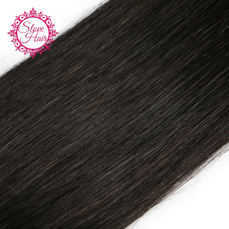 Aliexpress Buy Slove Hair Brazilian Straight Remy Human Hair