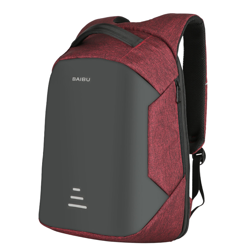 new anti-theft usb charging backpack for men 16 inch laptop backpack fashion waterproof rucksack for teenagers travel back pack