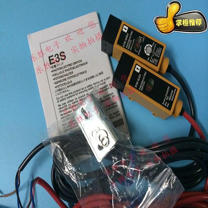 Lichtschranke sensor E3S 5E4 (E3S 5DE4 + E3S 5LE4) sensor-in ABS-Sensor aus Kraftfahrzeuge und Motorräder bei BSS Store