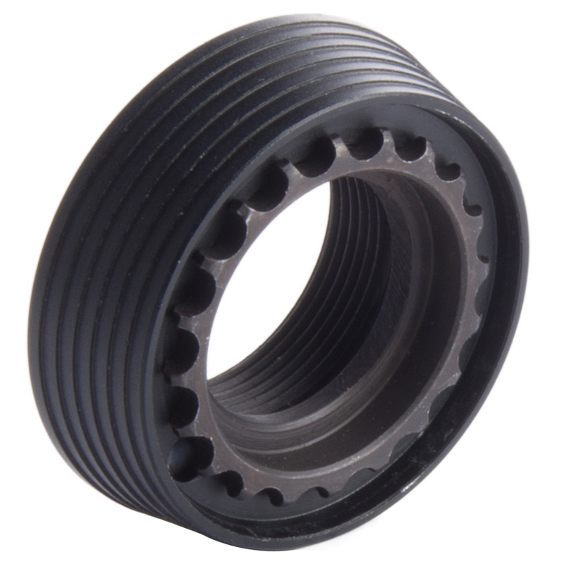 steel 5 56 m4 delta ring set for m4 m16 series airsoft aeg tactical