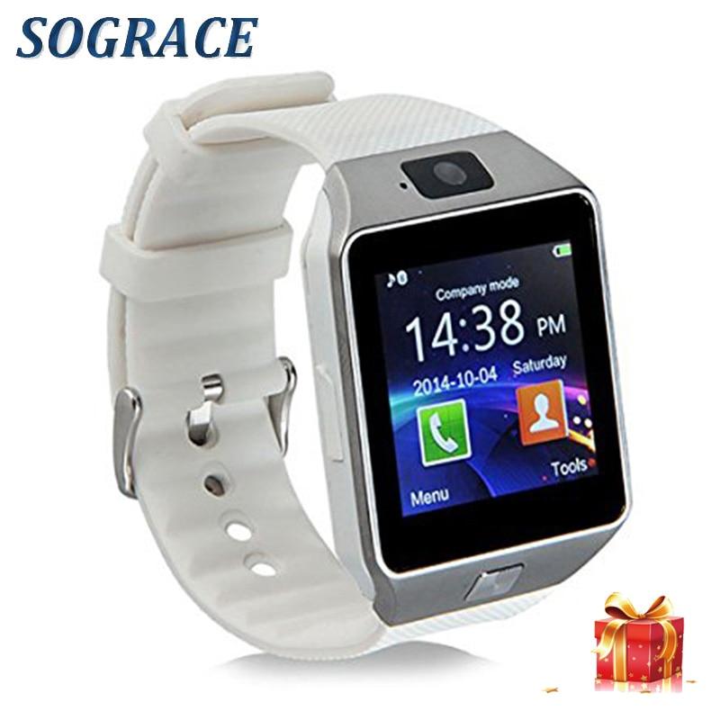 DZ09 Smart Watch Relogio Women Men Wrist Watch Bluetooth Clock With SIM Card Wristwatch Phone Sport Smartwatch Camera PK Y1 A1