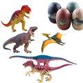 Ovo de dinossauro 4d estéreo montagem modelo animal plástico montagem ovo de dinossauro