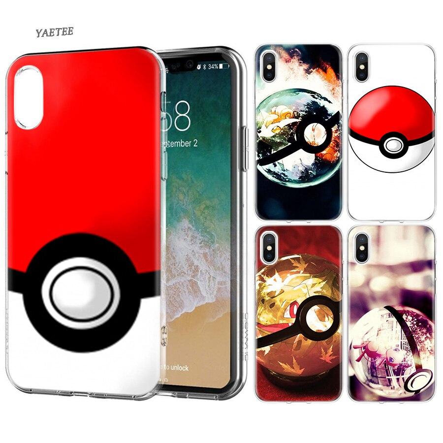 coque iphone 7 pokeball