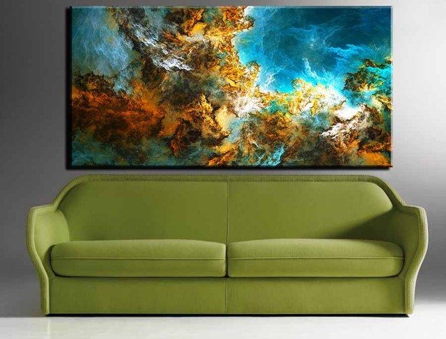 Abstract The Cloud Canvas Painting Home Decorative Modern Art Paintings Living Room Printed
