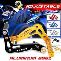 1 paar Universal Go Kart Racing Pedale Billet Aluminium CNC Bremse Und Accelerator Set Pedale 5 Farbe Fit meisten Karts