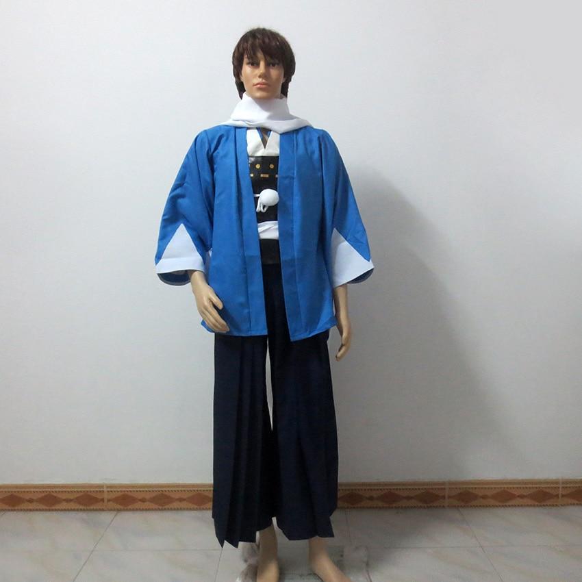 Touken Ranbu Online Yamatonokami Yasusada Kimono Cosplay Costume Custom Made