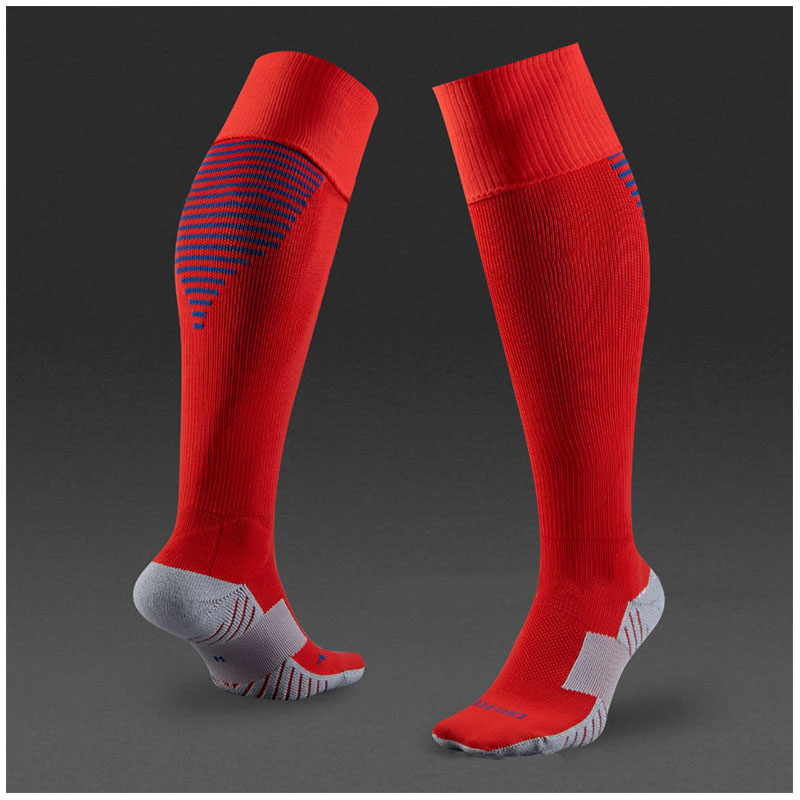 No logo Equipo nacional Calcetines deportivos Alemania España Slip Bottom Gruesas Altas rodillas Calcetines de fútbol Calcetines de compresión para niños Calcetines de fútbol