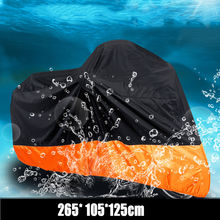 L/XL/XXL/XXXL Waterproof Outdoor Indoor Motorcycle Cruisers Street Sport Bikes Cover UV Protective Motorbike Parts Rain Dust
