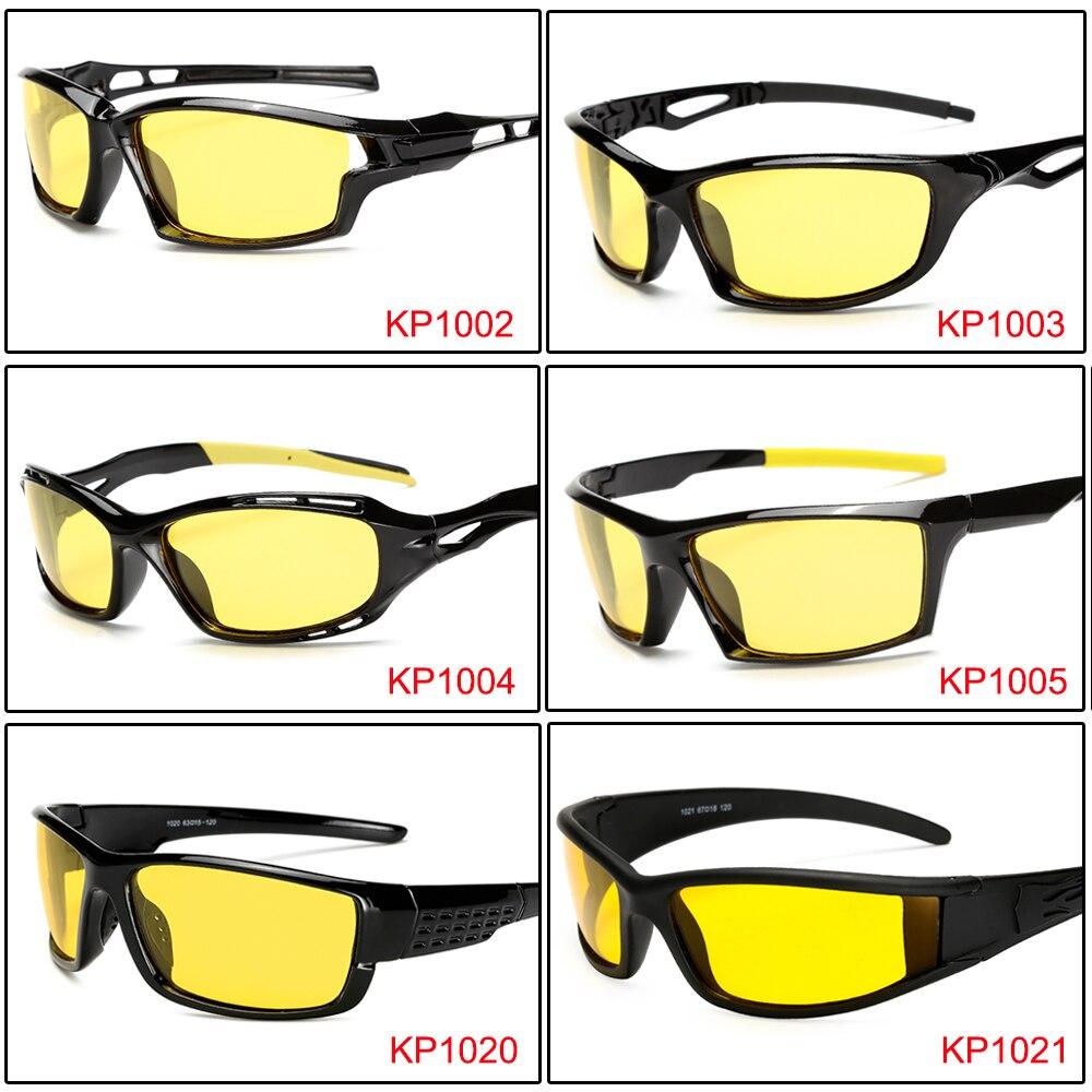 WarBLade Car Drivers Night Vision Goggles Anti-Glare Polarizer Sunglasses Polarized Driving Glasses With Bag Men Sun Glasses Солнцезащитные очки