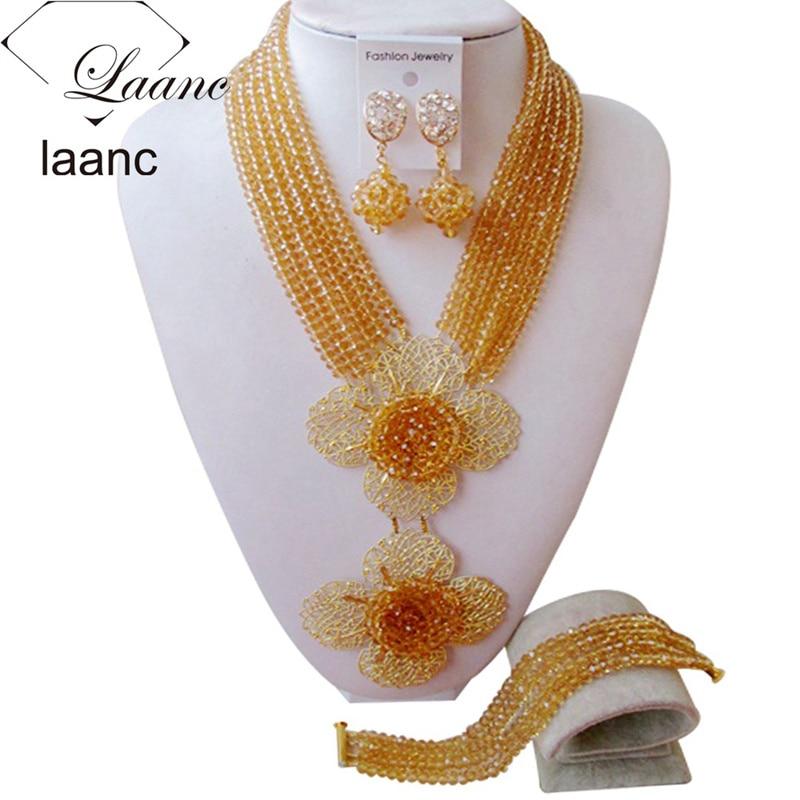 Brautschmuck gold perlen  Online Get Cheap Gold Brautschmuck -Aliexpress.com | Alibaba Group