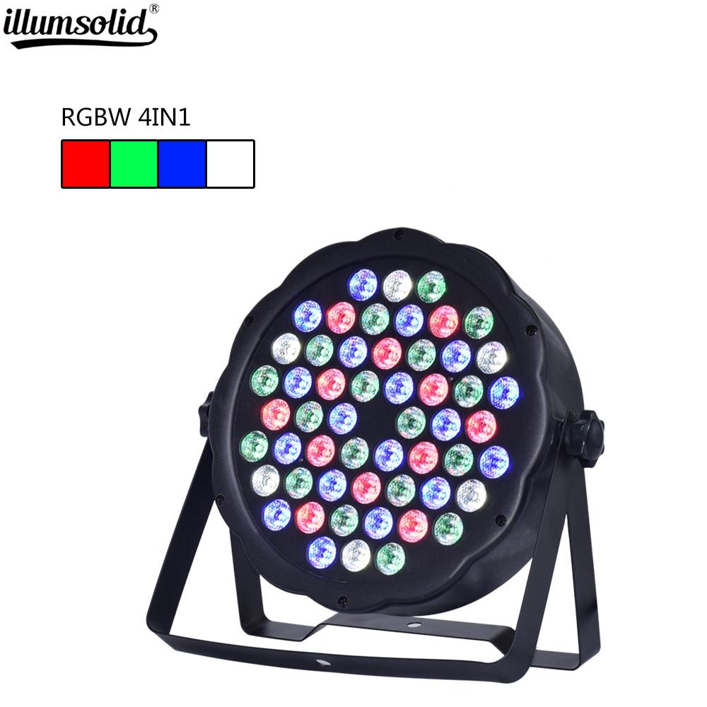 LED PAR 54X3W RGBW 4IN Disco light Stage beam effect LightingLED PAR 54X3W RGBW 4IN Disco light Stage beam effect Lighting