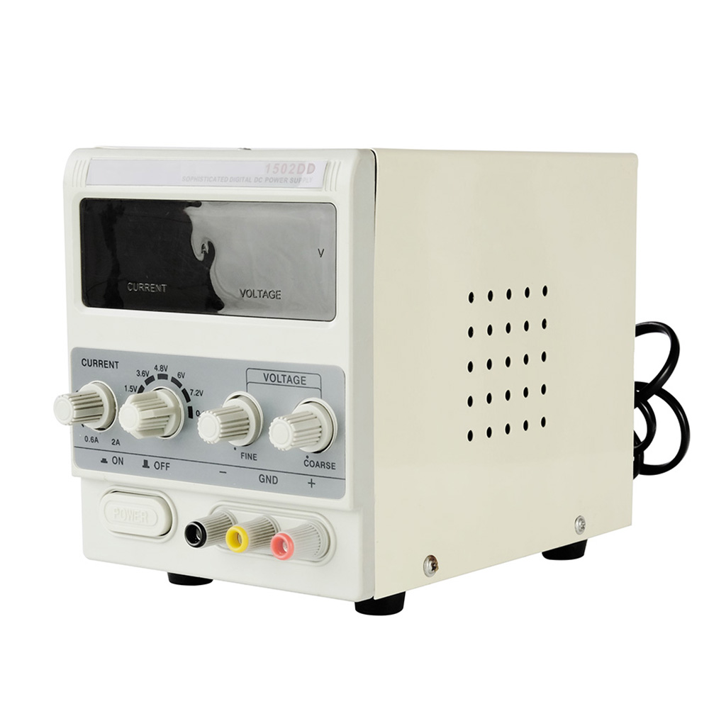 1502DD Hot Sale Item 15V 2A Ac To Dc Power Supply Adjustable Current For Mobile Phone Repair