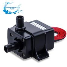 Mini Submersible Electric Brushless Water Pumps Ultra-Quiet Waterproof Dual-Purpose for Fish Tank Aquarium Pumps Low Consumption все цены