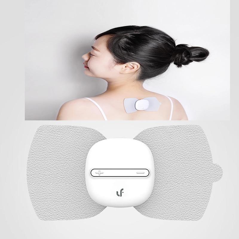 Xiaomi LF Marca Portatile Completo Dello Stimolatore Elettrico Body Relax Terapia Muscolare Massager di Massaggio Magico Adesivi Per chi lavora in Ufficio