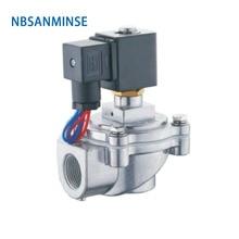 NBSANMINSE QA-Z-20/25 в 1 дюйм заменить ASCO соленоида с верхней частью в виде крыльев клапан промышленный пылесборник мембранный клапан
