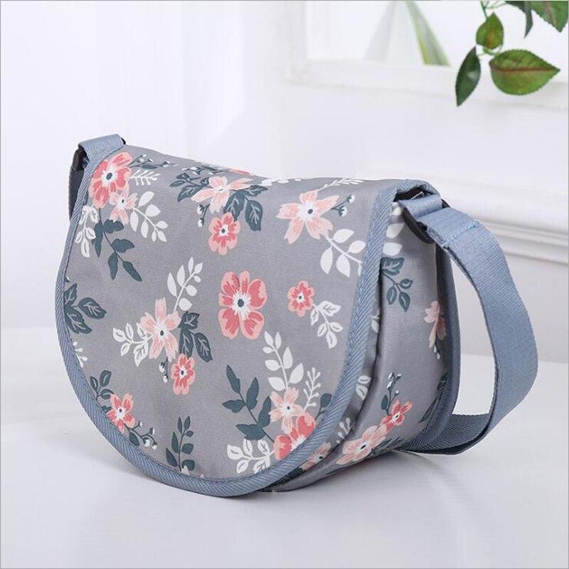 Shoulder-Bag Flamingo-Bag Canvas Travel Bolsa Flower-Printing Female Women Feminin SHUSHIRUO