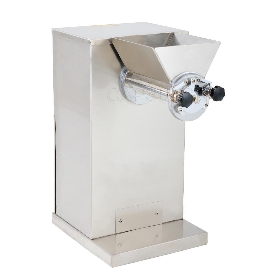 Vibrating Granulator, Miniature Swing Pharmacy Granulator ,Lab Rotary Granulator YK-60 (220V 50HZ)
