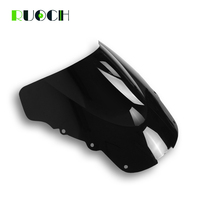Motorcycle Windshield for Honda CBR 1100XX CBR1100XX Fairing Windscreen Motorcycle Accessories 1996 2007