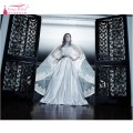 White Ivory luxury Lace Wedding Veils Wedding accessories Velos De Novia Two Layer Wedding Veil Voile Mariage TB1310