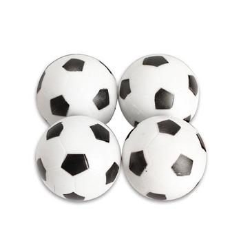 32mm z tworzywa sztucznego piłkarzyki do piłkarzyków piłka do piłki nożnej Fussball kulki do zabawy tanie i dobre opinie Strong-Toyers 3 lat 5-7 lat 2-4 lat Unisex Piłki plażowej Approx 32mm (1 25 inches) Nadmuchiwane
